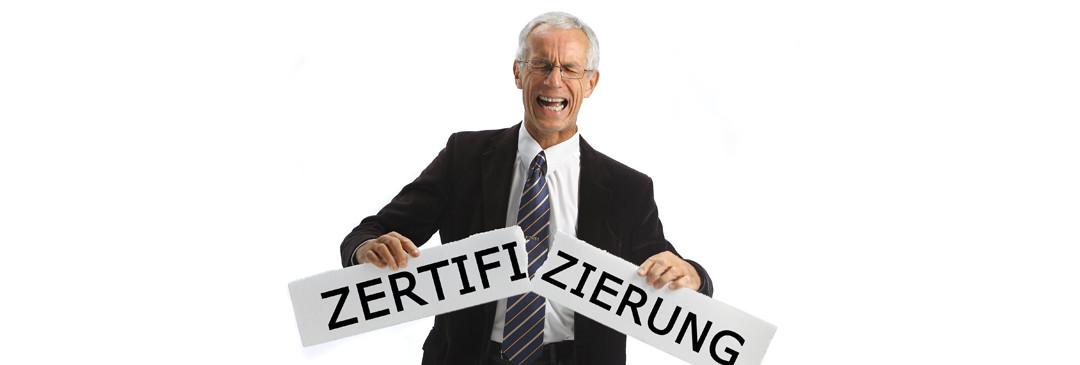 Fuck-Zertifizierung